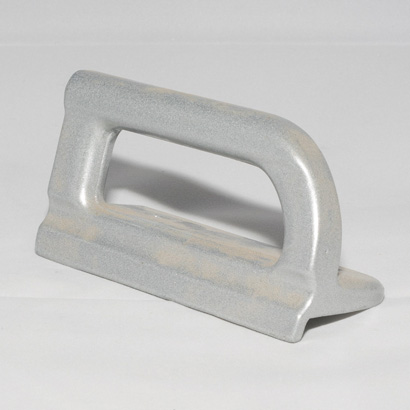 Aluminium eindstuk Voetrail Winner 9.50 en 11.20