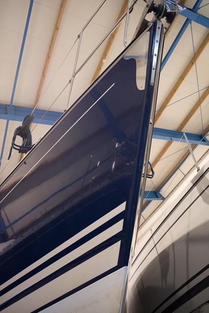 Aluminium houderprofiel voor stootrubber zwart o.a. voor Winner en Victoire