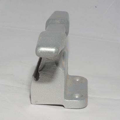 Kikker 205 mm voor montage aluminium voetlijst