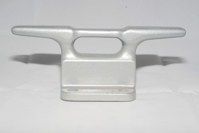 Kikker 245 mm voor montage aluminium voetlijst